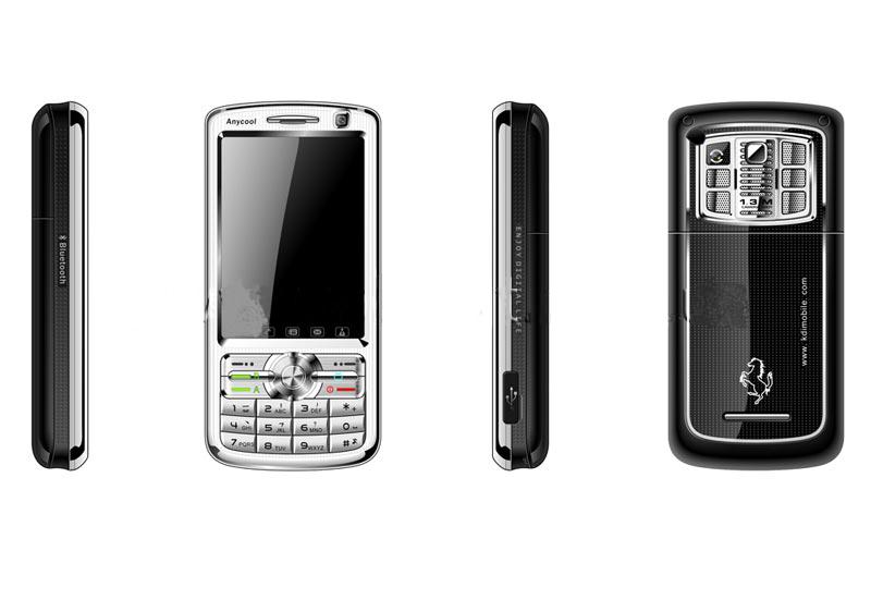 Скачать инструкцию к телефону anycool t828